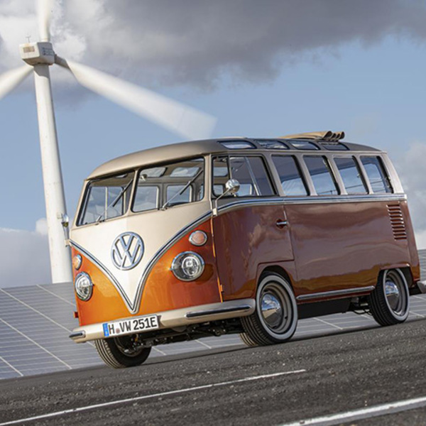 Volkswagen e-BULLI – breathing new (electric) life into a legend