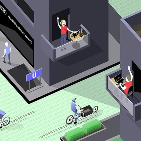 Audi Remote Hackathon, una sfida a distanza per la mobilità sostenibile