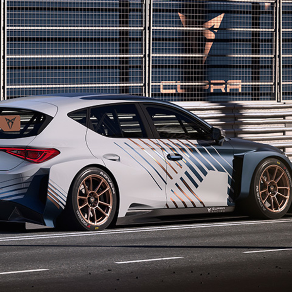 CUPRA e-Racer: ready for the racetrack, with more power and zero emissions