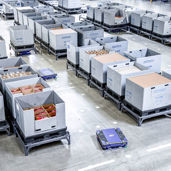 Supermarket 2.0: an innovation leap in logistics