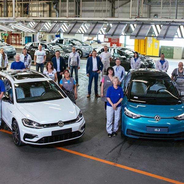 """Rivoluzione e-mobility: l'impianto di Zwickau è ora """"100% elettrico"""""""