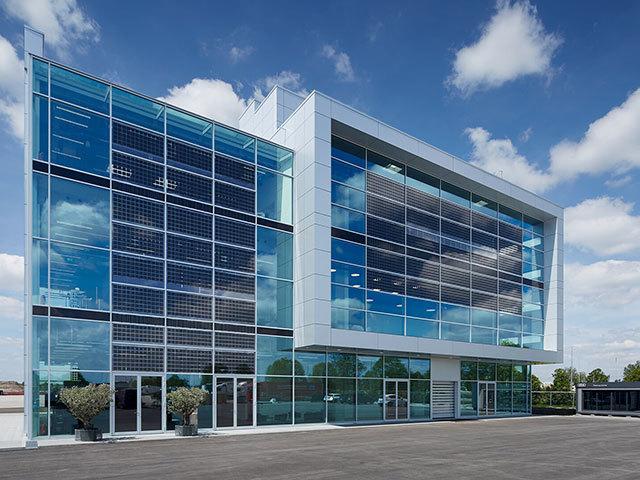 Architettura sostenibile: l'Audi Brand Experience Center