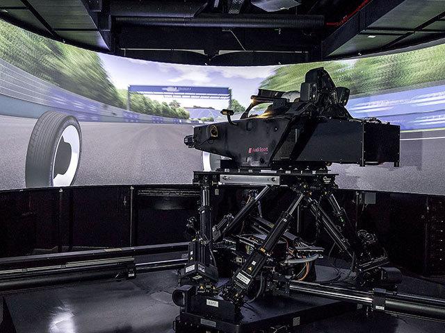 Test virtuali, il lavoro al simulatore in Formula E