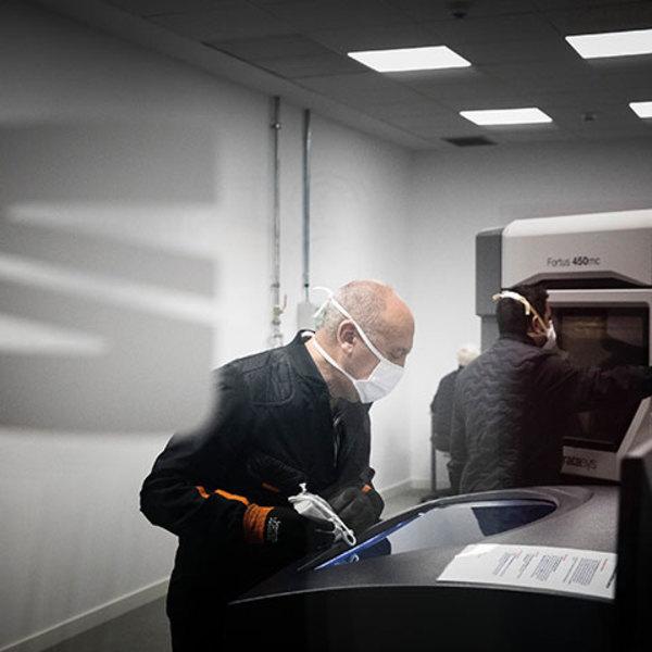 SEAT, la stampa 3D per una progettazione veloce e flessibile