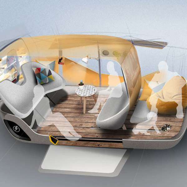From cockpit to living space: the vehicle interiors of tomorrow