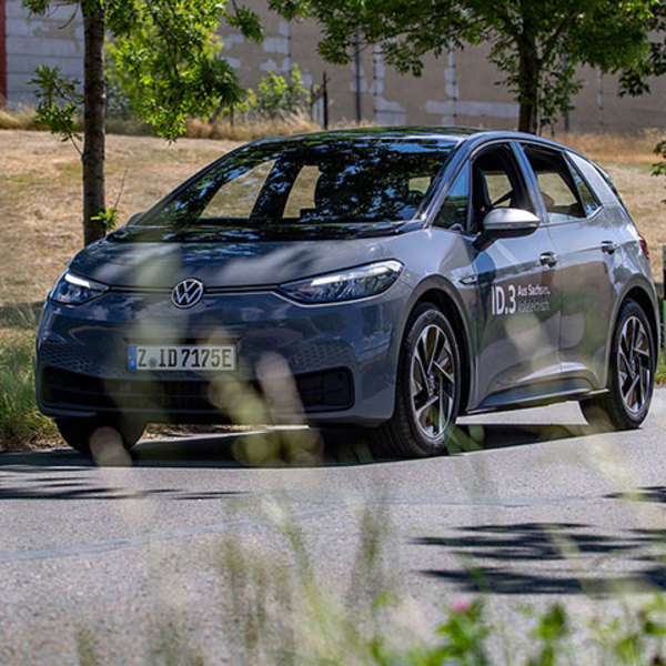 531 km on a single charge: the Volkswagen ID.3's record