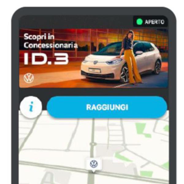 E-mobility: colonnine italiane mappate con Waze e Volkswagen