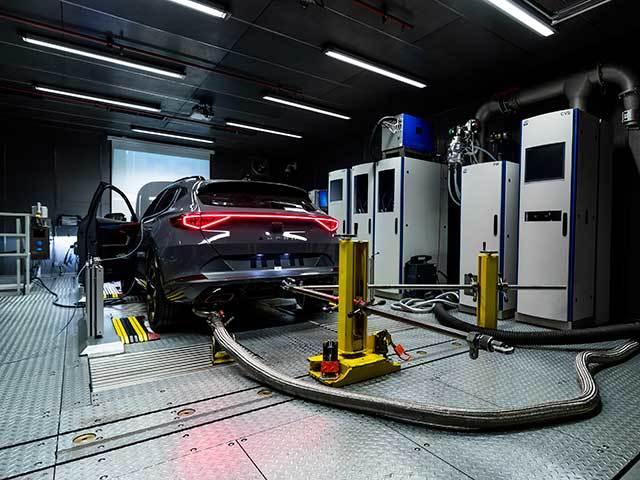 SEAT, un centro di collaudo innovativo per i motori del futuro