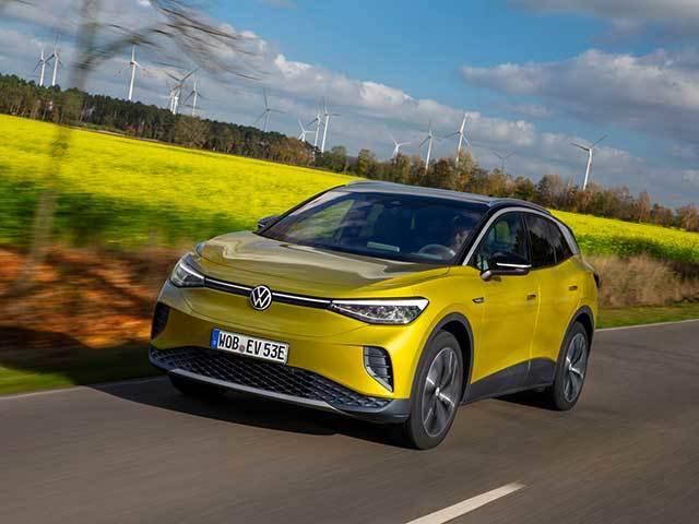 Volkswagen ID.4, una strategia intelligente per il recupero energetico