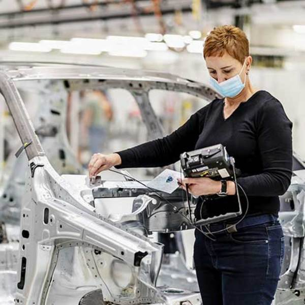 A state-of-the-art facility for the manufacture of ŠKODA prototypes