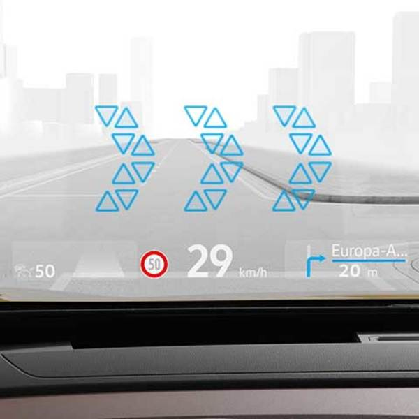 The augmented reality head-up display: merging the real and the virtual