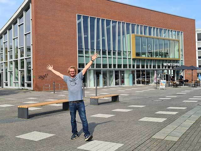 42 Wolfsburg: the campus for software developers