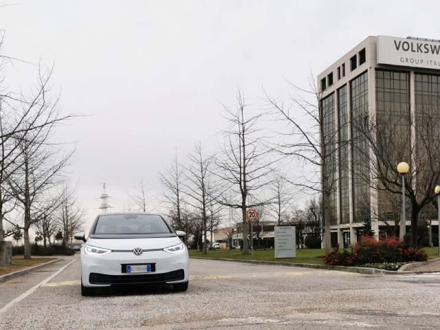 Massimo Nordio: io e la mia Volkswagen ID.3