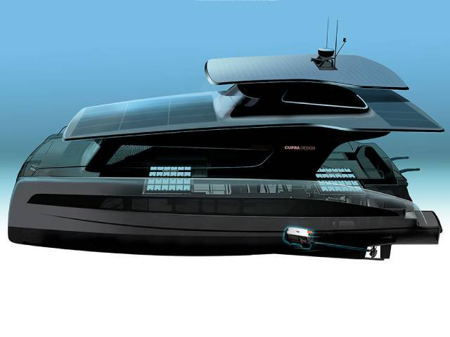 Electric mobility on the high seas: the MEB platform for boating
