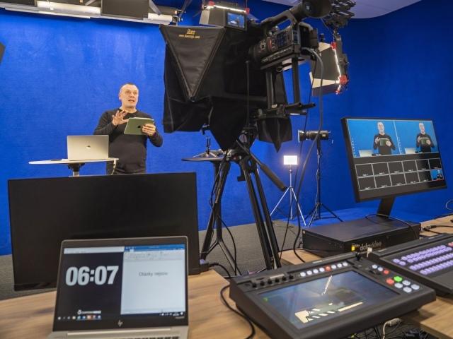 ŠKODA and the digital vocational training