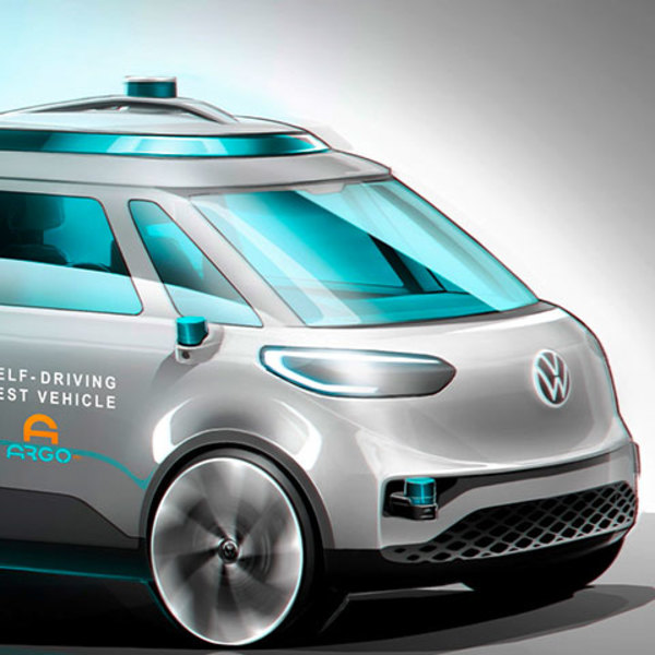 Volkswagen Commercial Vehicles and autonomous driving: mission 2025