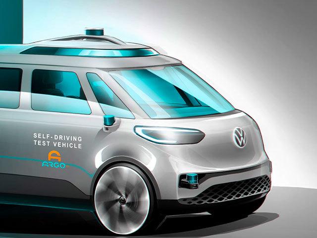Volkswagen Commercial Vehicles and autonomous driving: mission 2025