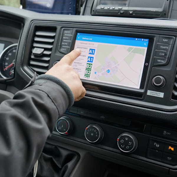 Volkswagen Commercial Vehicles tests a digital assistant for couriers