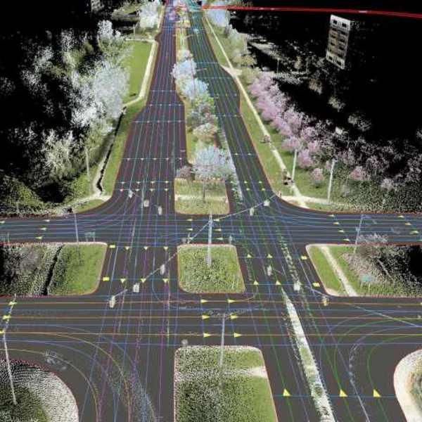 Cloud e intelligenza collettiva, ecco il Car2X di nuova generazione