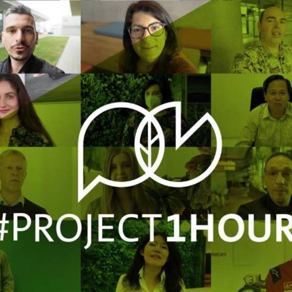 #Project1Hour: 60 minuti per fare la differenza sulla tutela del clima