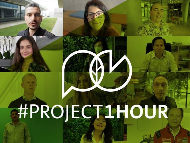 #Project1Hour: 60 minuti per fare la differenza sulla tutela del clima
