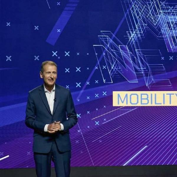 E-mobility, software e guida autonoma: la NEW AUTO del Gruppo Volkswagen