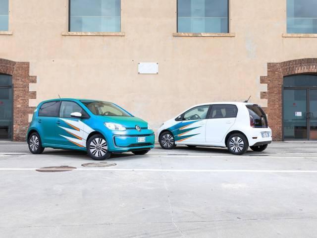 Elettra, il primo car sharing elettrico a Genova firmato Volkswagen
