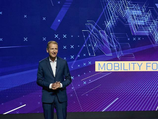 E-mobility, software and autonomous driving: Volkswagen Group's NEW AUTO