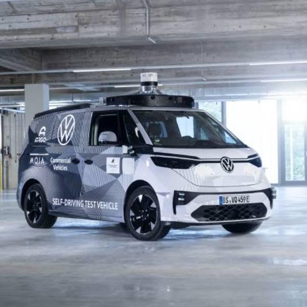NEW AUTO, il Gruppo Volkswagen accelera sulla guida autonoma